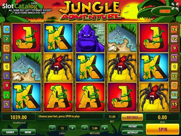4 Panduan Bermain Casino Games: Slots Adventure