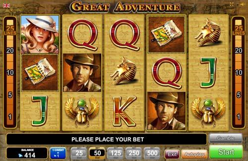 Slots Adventure
